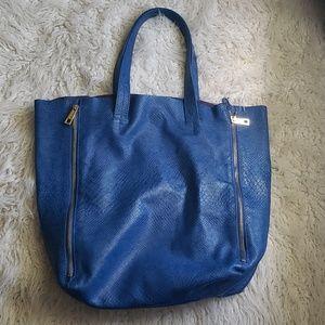 Alexander Jane Blue Bag